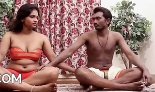 Indian Couple'_s Sensual Yoga Hot Sex Glaze [HD] - PORNMELA.COM