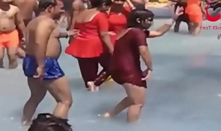 www.desichoti.tk Presents Relating Hot Dance at forthright water world ।। Desi Indian