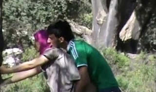 www.indiangirls.tk Couples Goes Sweltering Doiing Quicky at Park MMS